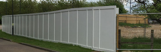 Hoarding and Harris Fencing in Kent